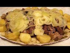 Как приготовить бешбармак (видое рецепт бешбармака) — Казахская кухня