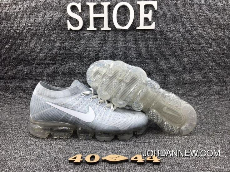 http://www.jordannew.com/2017-hot-nike-air-vapormax-air-flyknit-air-max-mens-running-shoes-gray-white-outlet-super-deals.html 2017 HOT NIKE AIR VAPORMAX AIR FLYKNIT AIR MAX MENS RUNNING SHOES GRAY & WHITE OUTLET FOR SALE Only $126.93 , Free Shipping!