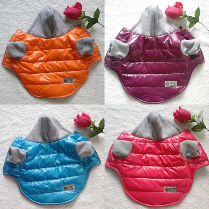 Winter Warm Pet Dog Jacket Coat Thickening Puppy Dog Clothes With Hoodies Clothing For Small Dogs Apparel 5 Colors Size XS-XXL #>=#>=#>=#>=#> Click on the pin to check out discount price, color, size, shipping, etc. Save and like it!