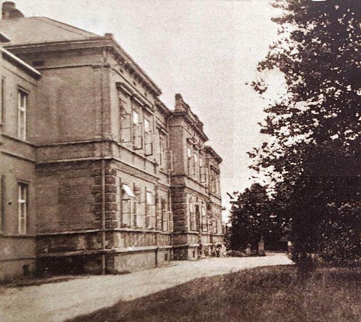 Slany Hospital, 1884