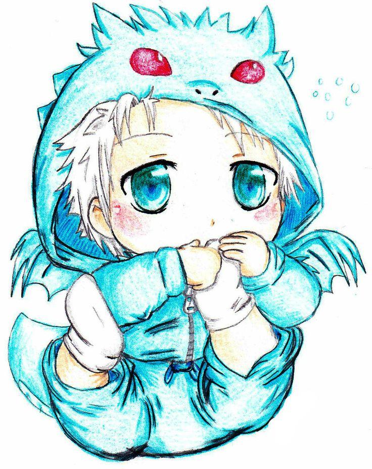 Lil baby toshiro ^^ by xXFLiqpy187Xx.deviantart.com on ...