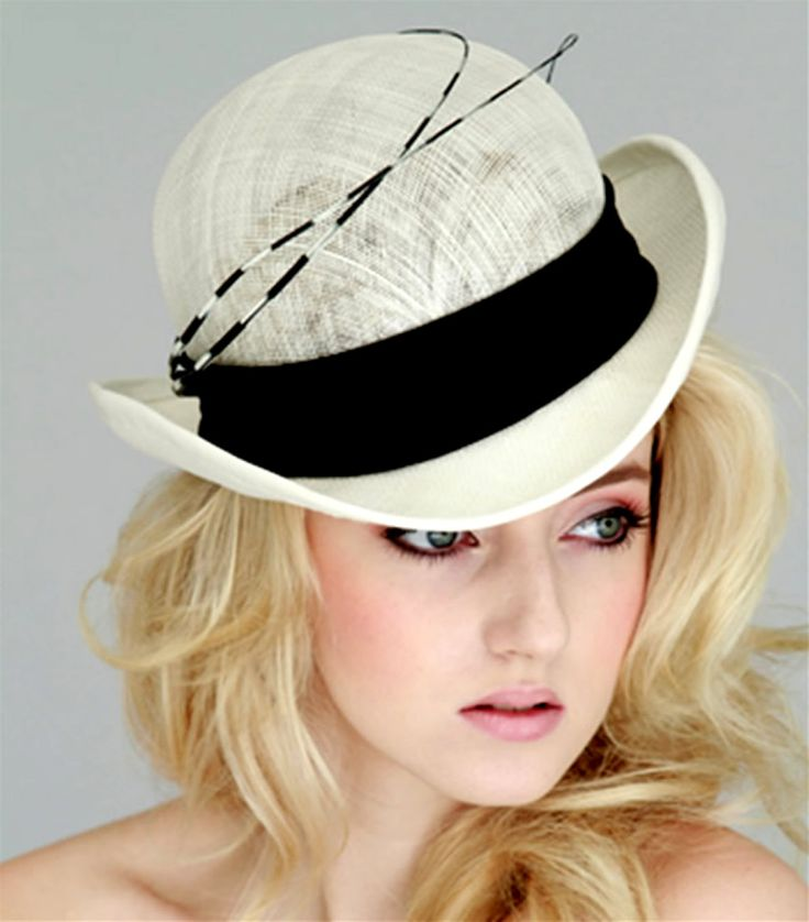 Summer Fashion Accessories for Women, The Coco Rococo Hats Design by Judy Bentinck