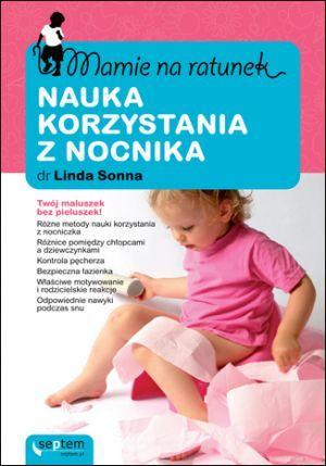 Książka Mamie na ratunek. Nauka korzystania z nocnika - zdjęcie 1