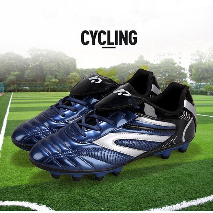 Студенты сломанные ногти футбольные бутсы мужской противоскользящие спортивная обувь дети игра обучение обувь подростковой молодежи дети шипы обувь