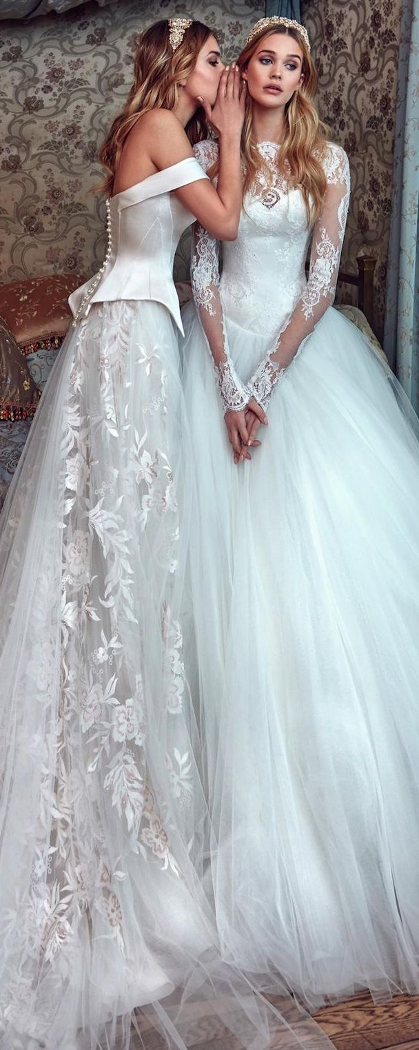 Dress like a Disney Princess Bride - Galia Lahav 2017 wedding dresses Women's Dresses - Dress for Women - http://amzn.to/2j7a1wP