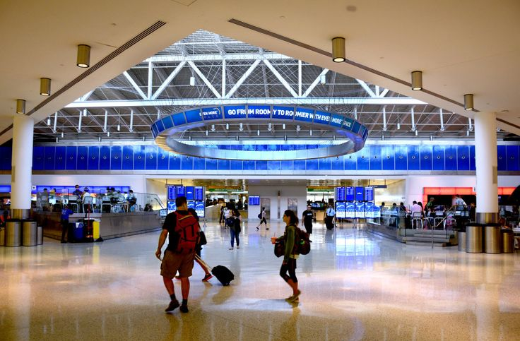 Trump backer, shouting 'ISIS,' attacks Muslim woman on plane at JFK airport