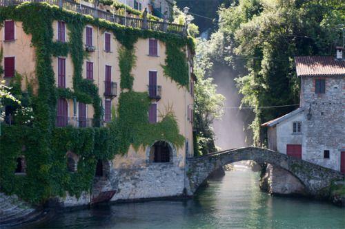 Lombardy, Italy: Como Lakes, Beautiful Italy, Como, Favorite Places, Beautiful Places, Lake Como, Lakes Como Italy, Bridges, Lake