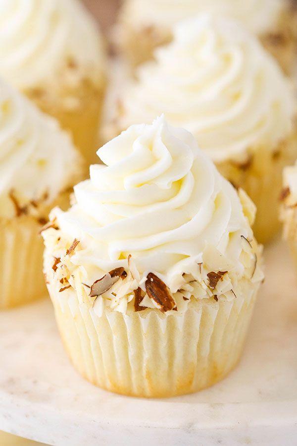 25+ best ideas about Almond cupcakes on Pinterest | Almond ...