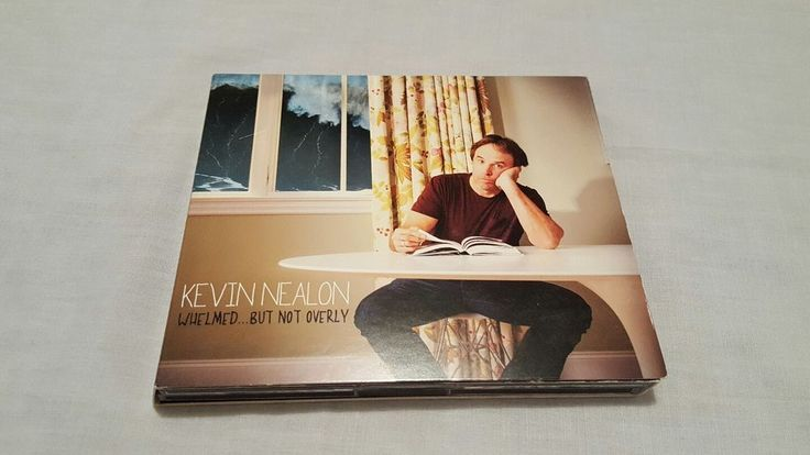 Whelmed... But Not Overly 2013 by Kevin Nealon Ex-library