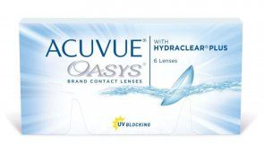 ACUVUE OASYS™ with HYDRACLEAR Plus