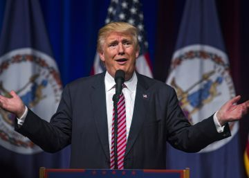 Donald Trump intenta acallar a los críticos y promete que no se rendirá