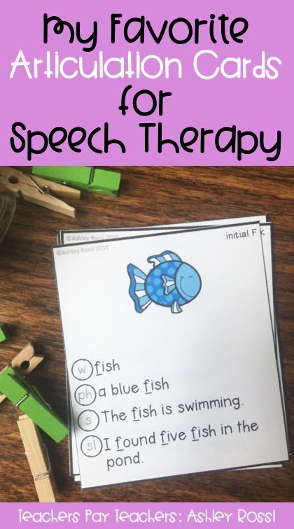 These articulation cards are perfect because they have the hierarchy of all the levels! Perfect for speech therapy activities.