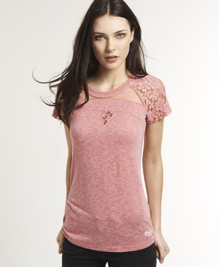 Superdry Isabella T-shirt $56.00  http://bit.ly/1gO9Oqi