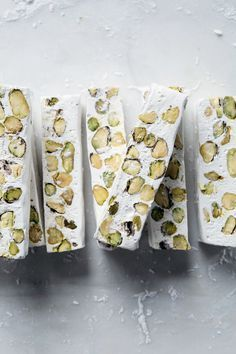 Homemade Pistachio Nougat Candy for Your Inner Parisian