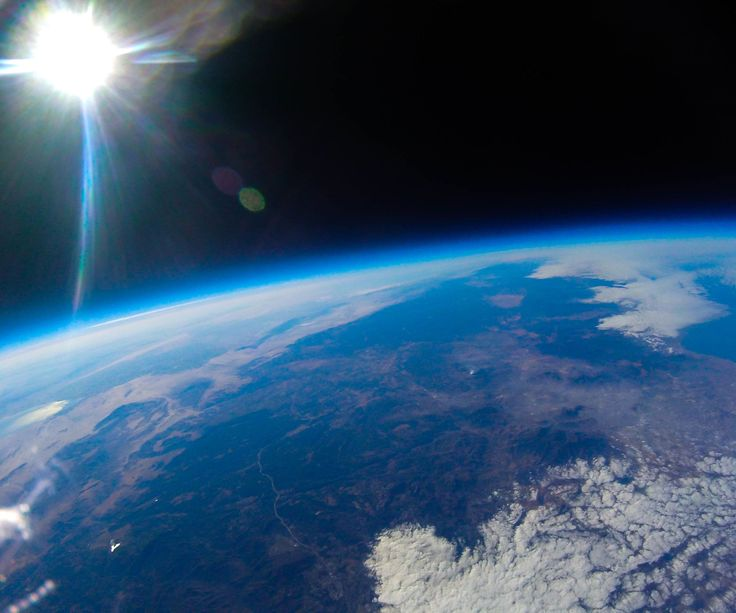 The Ultimate High Altitude Weather Balloon Data Logger : 9 Steps (with Pictures)  http://www.instructables.com/id/The-Ultimate-High-Altitude-Weather-Balloon-Data-Lo/?utm_campaign=crowdfire&utm_content=crowdfire&utm_medium=social&utm_source=pinterest