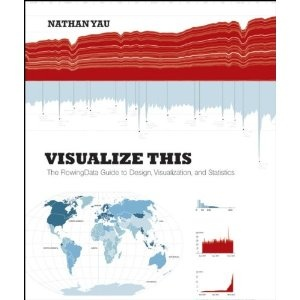 new book from one of my fav data viz bloggers!: Books,  Internet Site, Flowingdata Guide,  Website, Guide To, Web Site, Nathan Yau, Design, Statistics