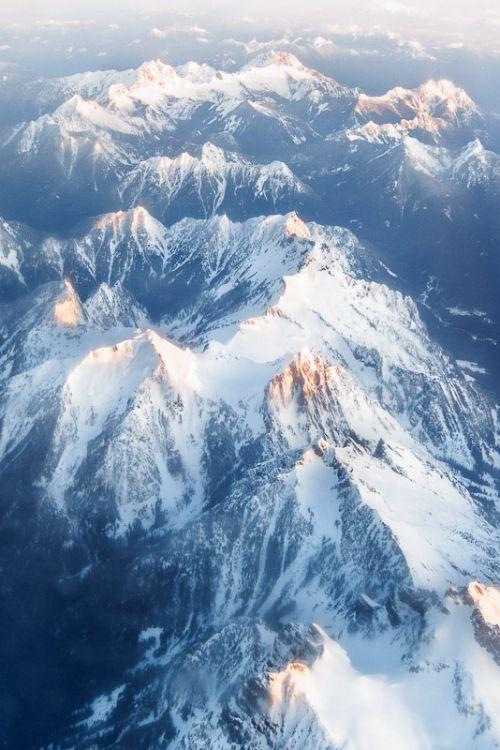 North Cascades : Adrian Studer