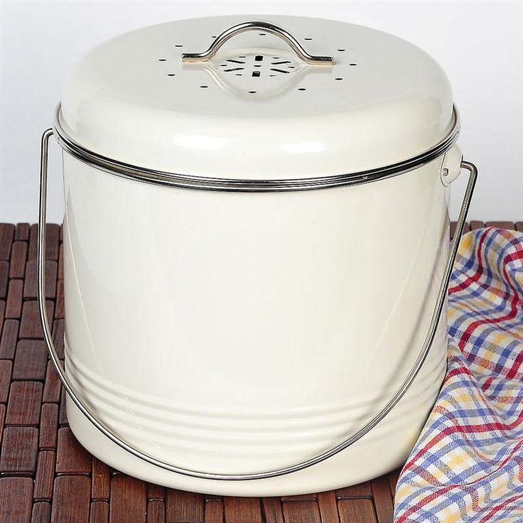 the 25 best compost pail ideas on pinterest kitchen. Black Bedroom Furniture Sets. Home Design Ideas