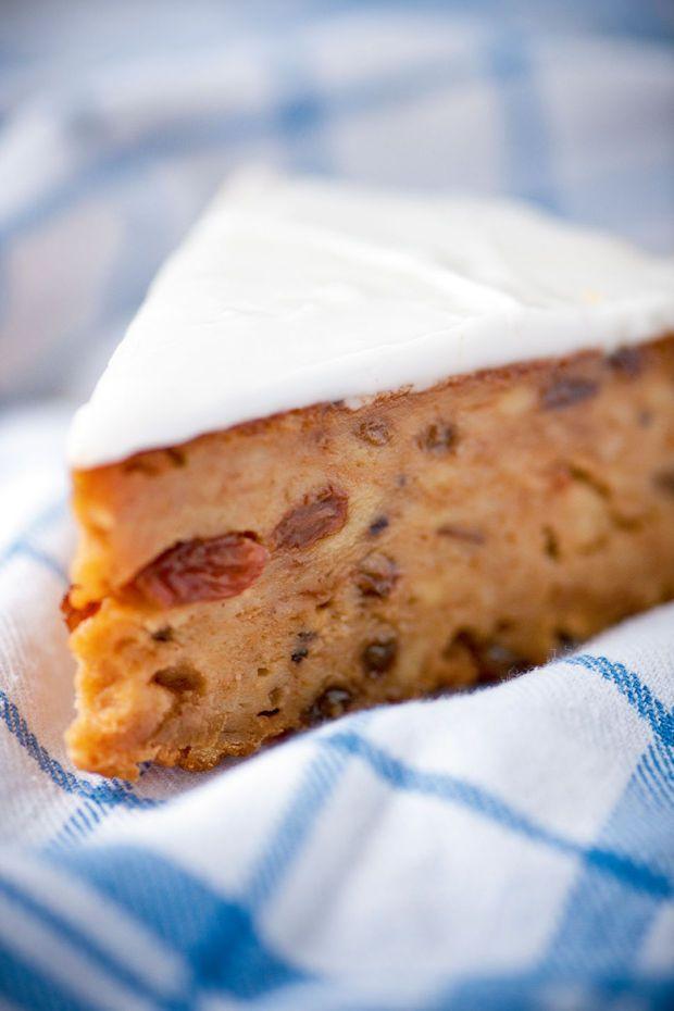 Broodpudding met rozijnen - Recepten - Culinair - KnackWeekend Mobile