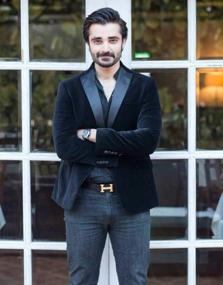 Hamza Ali Abbasi Pics