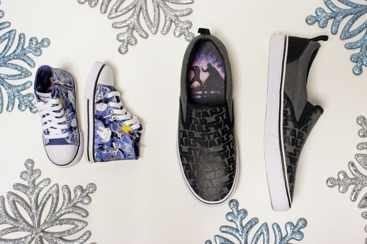 Fans at any age will be celebrating the season in stylin' #StarWars Skechers kicks. http://spr.ly/6007BpKgf