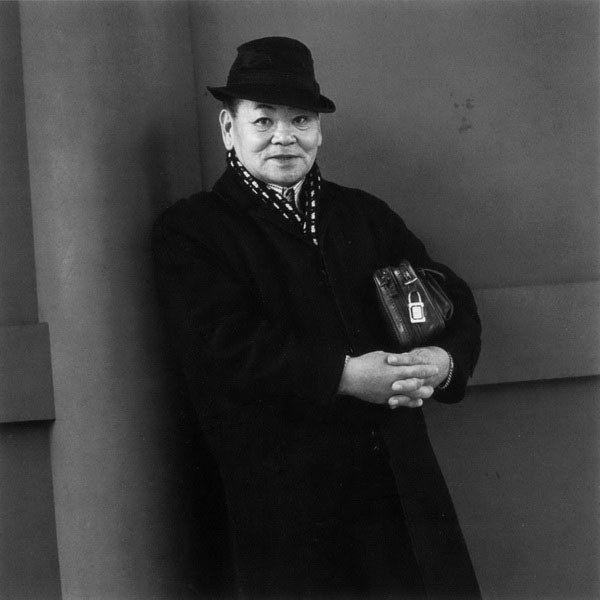 Жители Токио от Хиро Кикай (24 портрета)