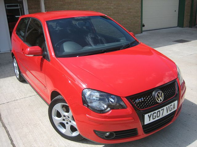 2007 VW Polo 1.8T GTi Tornado Red by Steve Coulter Performance Cars. Buying & Selling All VW Polo & Golf GTi & R32 Models Nationwide. m: 07795 560330