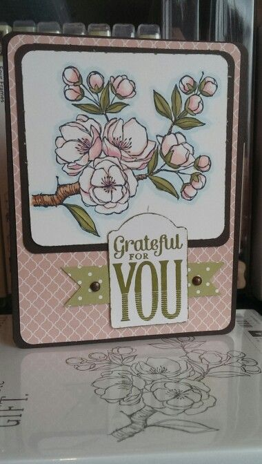 44 best stampin up indescribable gift images on pinterest flower indescribable gift stampin up negle