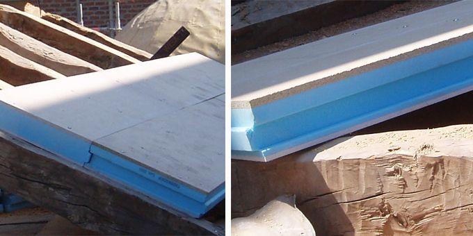 Paneles THERMOCHIP® TYH con acabado en yeso | #THERMOCHIP #paneles #yeso #arquitectura #rehabilitacion