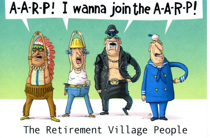 Retirement Village People                                                                                                                                                                The Retirement Village People. LoL!!!