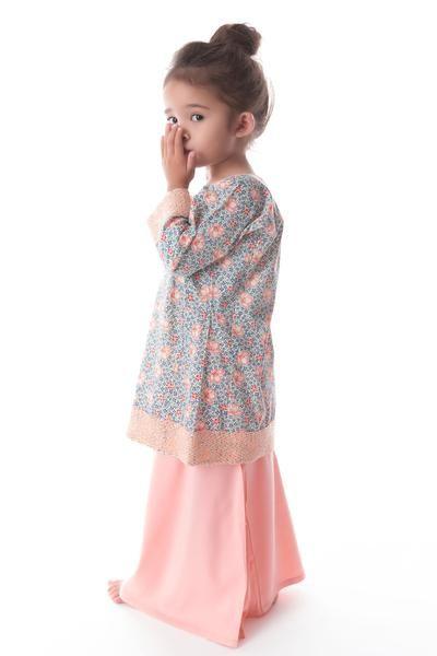 Baju Kurung Pahang Jenita (Kids)