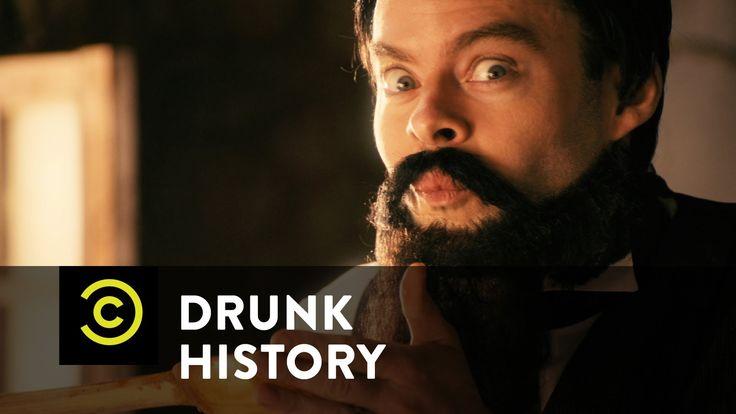 Drunk History: Invention of Coca Cola