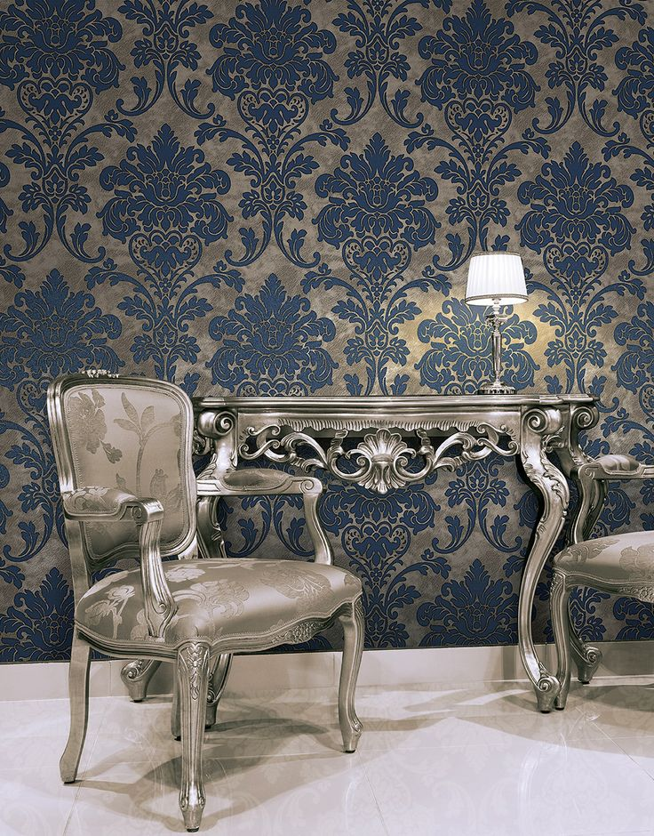 Kashmir luxury #wallcoverings with special selected Flock. #madeinitaly #interiordesing Max Martini Home