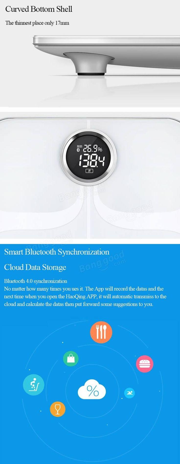 YunMai smart weighing scale