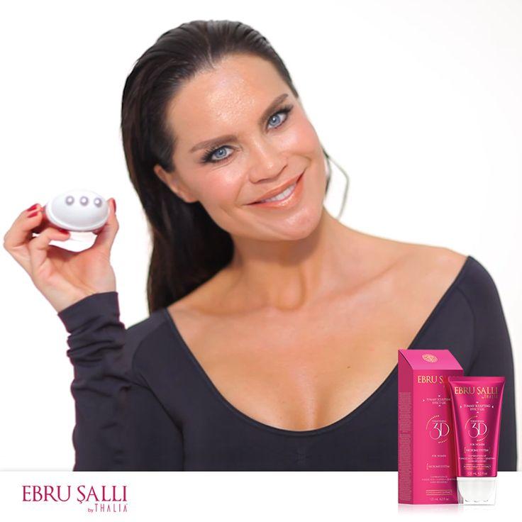 #EbruŞallıbyThalia Karın Bölgesi İnceltici Jel, özel başlığıyla cildinizde masaj etkisi yaratarak pürüzsüz bir görünüm kazanın! KARGO BEDAVA! Hemen www.thalia.com.tr üzerinden sipariş verin!