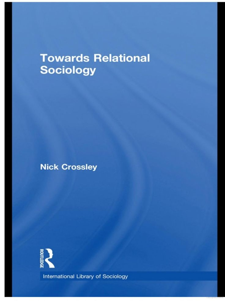 essays towards a reflexive sociology