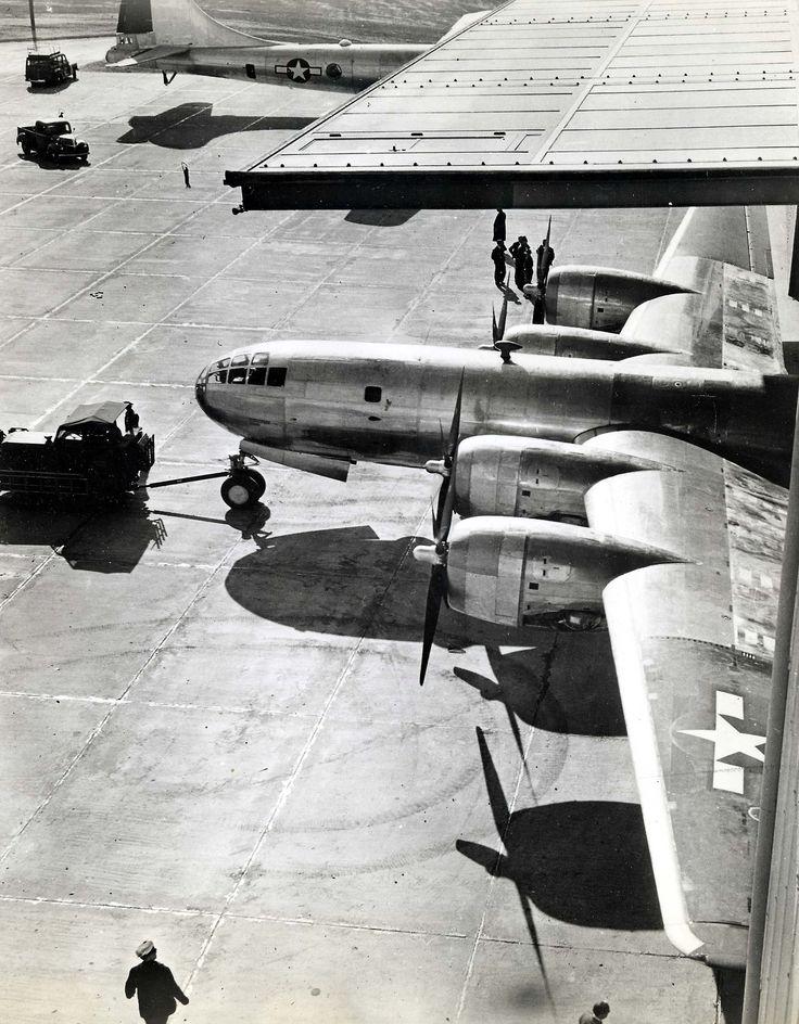 Korean War The Boeing B29 Superfortress Served