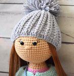 Мобильный LiveInternet Амигуруми. Куколка Стеша. Описание вязания | Марриэтта - Вдохновлялочка  Марриэтты |