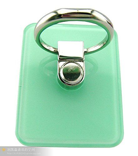 Lovely Fashion Ring Holder For Mobile Phone Secure mobile phones, coins, sunglasses, MP3 Players,and i pods on any unpainted dashboard, with the new and improved Hand stands' sticky pad.