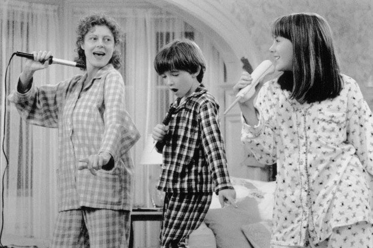 Susan Sarandon, Liam Aiken and Jena Malone  in Stepmom 1998