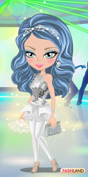 Everybody is in Space Age Nightclub, socializing! Where are You?  #passionforfashion #fashland #game #gaming #dressup #facebook #social #competition #makeup #style #fashion #online #event #moda #blueeyes