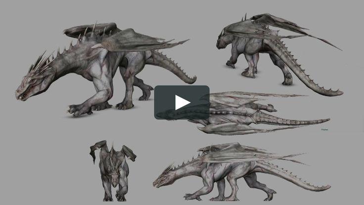 고품질 동영상과 이를 사랑하는 사람들이 모인 Vimeo에서 Andrei Delgado님이 만든 'Walk dragon Slow V002'입니다.