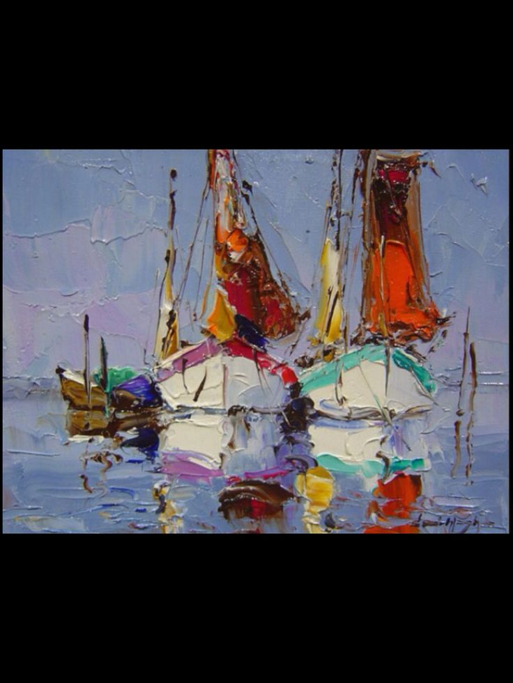 Erich paulsen german artist born 1932 vaa student oil for Art and craft drawing and painting