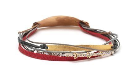 seven cords apriati bracelet