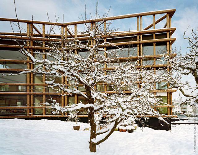 Degelo Architekten > Neumattstreet Bottmingen