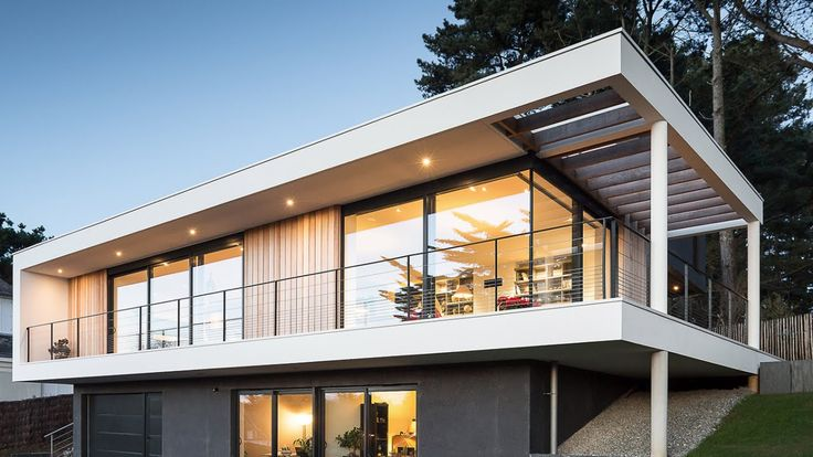 8 Modern Homes in France (French Architecture + Interior Design)