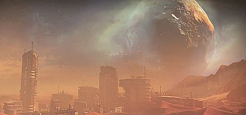 Destiny Skybox Time lapse. Awesome. - Album on Imgur