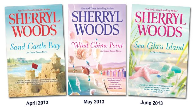 Mrs. Mommy Booknerd's Book Reviews: GIVEAWAY and visit by Sherryl Woods to MMBBR's