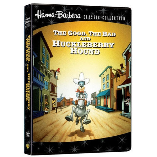 the good the bad and huckleberry hound youtube