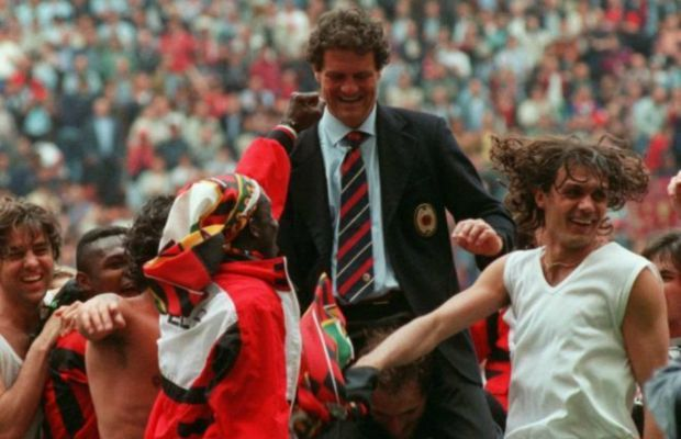 Video - Milan-Udinese 17/04/1994: Terzo Scudetto rossonero di fila    #acmilan  #seriea  #fabiocapello